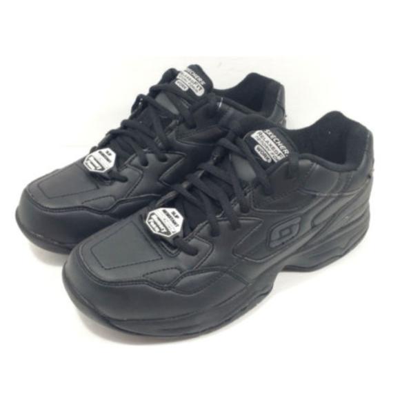 8c46e5ce Skechers Shoes | Women Safety Work Slip Resistant | Poshmark